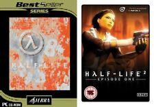 Half Life & Half-Life 2: episodio Uno Nuevo Y Sellado