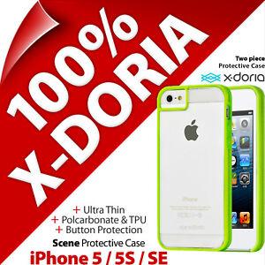 X-Doria Scene Ultra-Slim Protection Clip-On Case Cover Apple iPhone 5 / 5S / SE