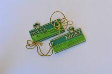 ROLEX  Explorer II Ref 1655 Hangtag Preisschild vintage original tag green