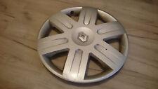 """RENAULT genuine 15"""" Wheel Trim HUB CAP Cover Clio Megane Scenic 8200313613"""