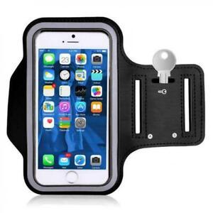 Black Anti-Slip Sports Jogging Armband for New Apple iPod Nano 7th Generation