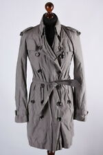 Burberry Brit Classic Double Breasted Trench Coat Size S / UK6