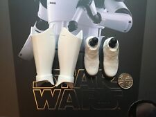 Hot Toys Guerre Stellari L'ULTIMA Jedi BOIA Trooper Stivali Loose SCALA 1/6th