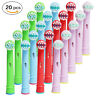 4-20 Pcs Electric Toothbrush Replacement Heads For Braun Oral B Stage Pro Heads