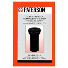 Paterson Super System 4 Film Development Tank Multi Reel 3