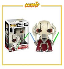 Funko Pop! Movies: Star Wars - General Grievous (129) Figura Bobble Head Coleccionable