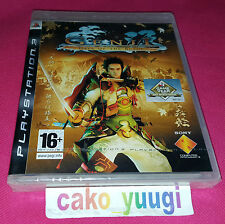 Genji Days of the Blade / Ps3 Sony Playstation 3 PAL complet