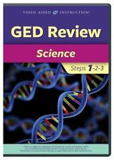 GED Review - Science Steps 1-2-3 by Video Aided Instruction
