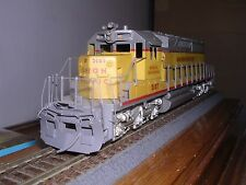 BRASS ALCO MODELS  U.P. EMD SD-40-2 Low Hood Diesel Loco #3107 Factory Painted