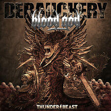 DEBAUCHERY VS. BLOOD GOD - Thunderbeast 2CD - 200940