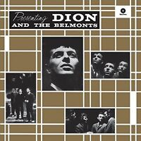 Dion & The Belmonts - Presenting Dion & the Belmonts + 2 Bonus Tracks [New Vinyl