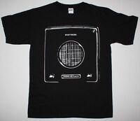 Kraftwerk Radio Activity 75 Electronic Kraut Rock S-XXL NEW Black T-Shirt