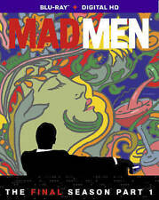 Mad Men: The Final Season, Part 1 (Blu-ray Disc, 2014, 2-Disc Set)