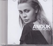 Anouk-Modern World promo cd single
