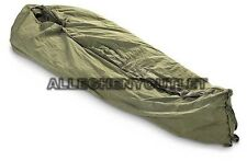 US Military Vietnam Era M-1945 Sleeping Bag BIVY COVER Case OD Green Cotton VGC