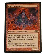 Grim Lavamancer NM MINT M12 EDH Commander Human Wizard Tribal Red Rare Creature