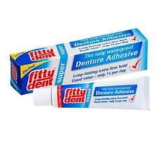 Fittydent super Denture Adhesive - waterproof + extremely strong hold - 40 gr.