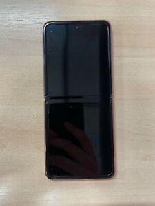 Samsung Galaxy Z Flip - 256GB - Mystic Bronze Smartphone *Faulty*