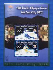 Palau (#679a) 2002 19th Winter Olympic Games, Salt Lake City MNH sheet
