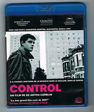 CONTROL - ANTON CORBIJN - SAM RILEY - JOY DIVISION - BLU-RAY COMME NEUF