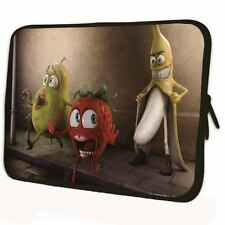 "15 "" -15.6"" Laptop Sleeve Carry Custodia Borsa per HP dell toshiba compaq MELA BANANA:)"