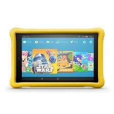 Amazon Fire HD 10 Kids Edition (7th Gen) 32 GB, Wi-Fi, 10.1 in 1080 FHD - Yellow