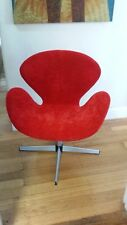 SWAN CHAIRS REPLICA ARNE JACOBSEN MID-CENTURY - one only