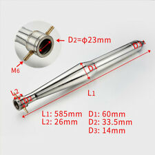 Stainless steel exhaust pipe Tuned Pipe for 26cc Zenoah Rc Boat Engine 203