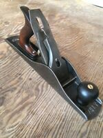Stanley Bailey No. 5 Jack Plane TYPE 11 (1910-1918) COMPLETE CLEANED TUNED SHARP