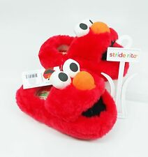 Stride Rite Sesame Street™ - ELMO Slippers - Size 7-8 (Toddlers)