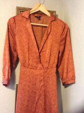 H&M Polyester 3/4 Sleeve Regular Dresses for Women
