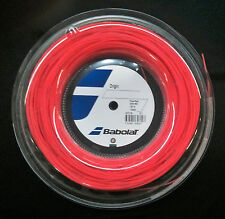 Babolat ORIGIN Tennis Racquet String Reel 16G Red 660ft