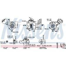 Nissens Turbolader Lader Aufladung Turbo 93121