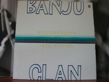 BANJO CLAN - MEDITERRANEAN JAZZ FEELING LP DIRE LABEL