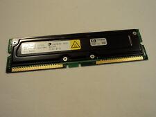 Elpida 128MB PC800MHz ECC 184-Pin RDRAM RIMM RAMBUS Memory MC-4R128FKE8D-845