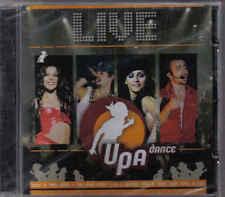 Upa Dance-Live cd album Sealed