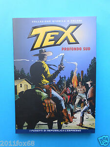 bd fumetti tex n. 88 collezione storica a colori profondo sud fumetti repubblica