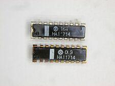 "HA11714  ""Original"" Hitachi  10P/ 8P DIP IC  2 pcs"