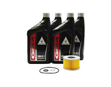 2014-2020 Honda Pioneer 700 SXS700 M2 M4 Deluxe OEM Oil Change Kit H38