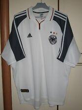 Germany 2000 - 2002 Home football shirt jersey trikot Adidas size 2XL