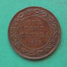 1918 Canada 1 Cent SNo07252