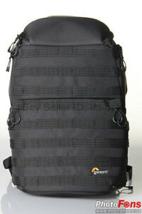 "LowePro ProTactic 450 AW Camera Photo Bag Backpack for DSLR & 15"" Laptop Drone"
