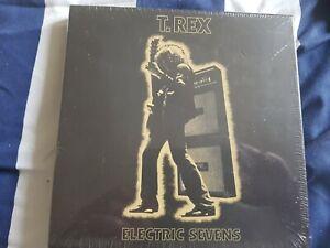 T.REX ELECTRIC SEVENS  VINYL SINGLES BOX SET SEALED