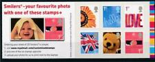 [312283] UK good complete booklet very fine Adhesive