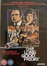 THE LONG GOOD FRIDAY DVD 80S BRITISH GANGSTER FILM MOVIE BOB HOSKINS
