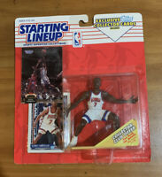 1993 Kenny Anderson New Jersey Nets Starting Lineup Figure Rookie