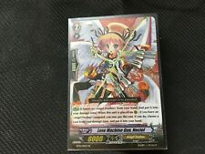 Cardfight Vanguard - Love Machine Gun, Nociel - BT06/001EN - RR