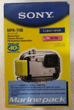 Sony MPK-THB Marine Pack Cyber Shot Digital Camera dsc t3 t33 See Pictures!