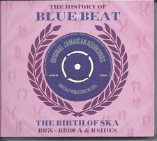 The History of Blue Beat - Birth Of Ska BB76– BB100 (3CD 2013) NEW/SEALED