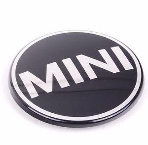 MINI GENUINE TAILGATE BOOT BADGE EMBLEM R60 COUNTRYMAN R61 PACEMAN 9811724